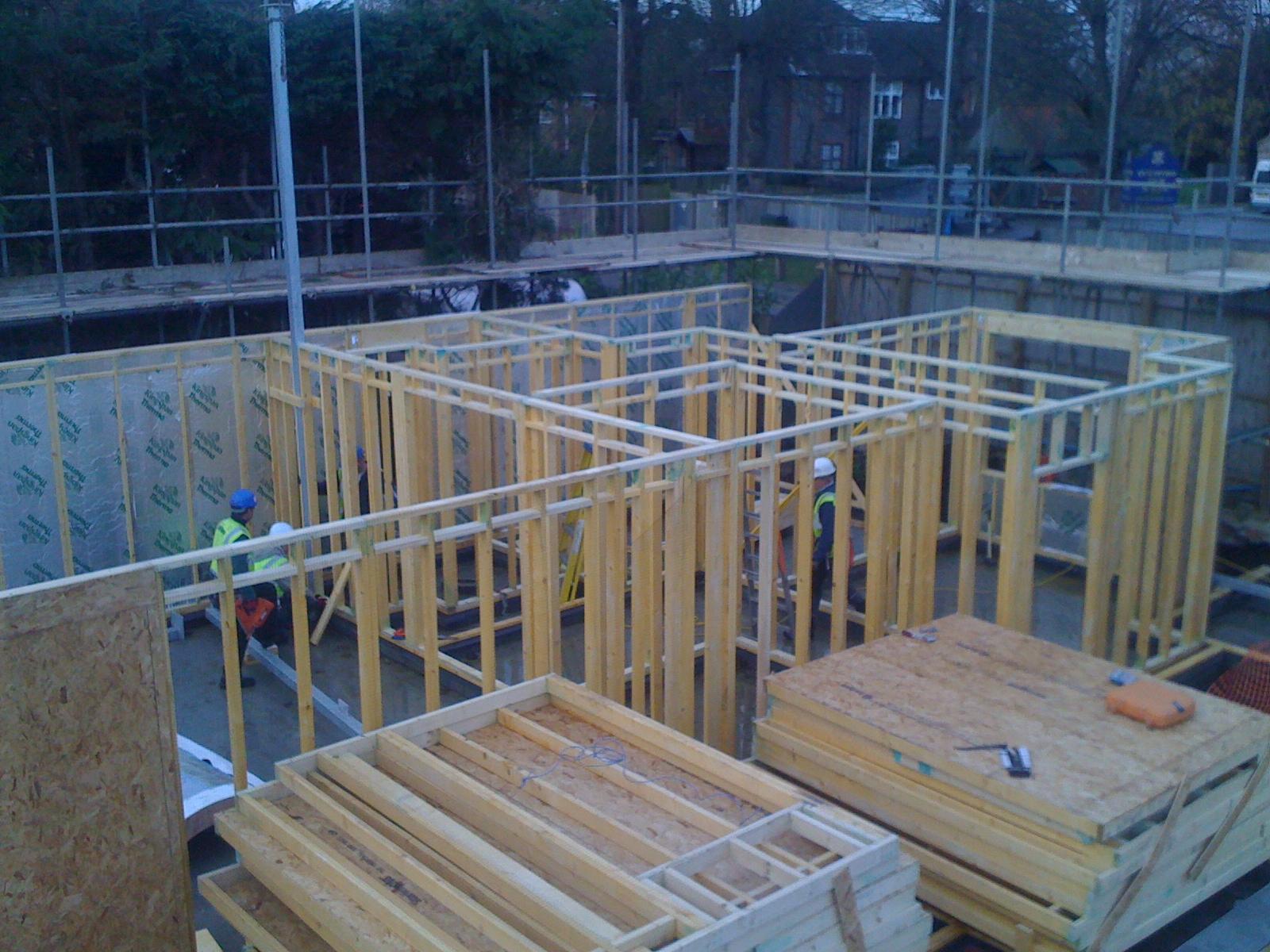 Timber frame 02